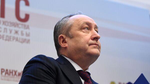 Генеральный директор ПАО Совкомфлот Сергей Франк