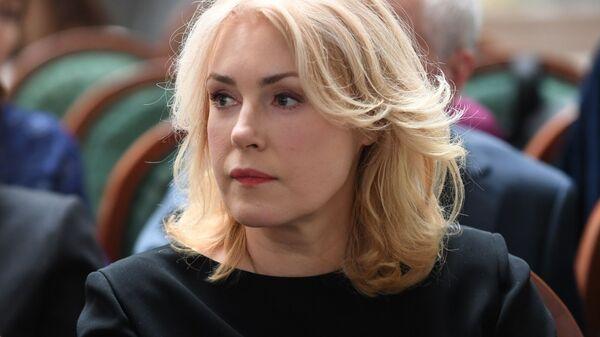 Актриса Мария Шукшина