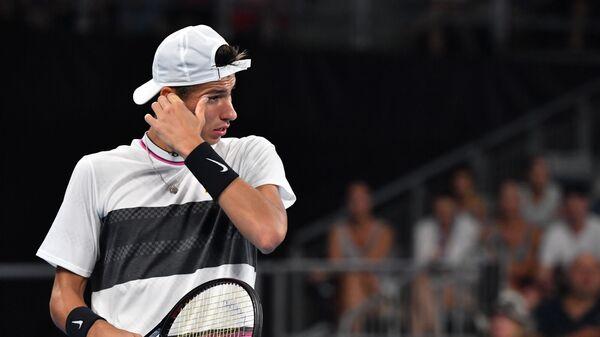 Австралийский теннисист Алексей Попырин