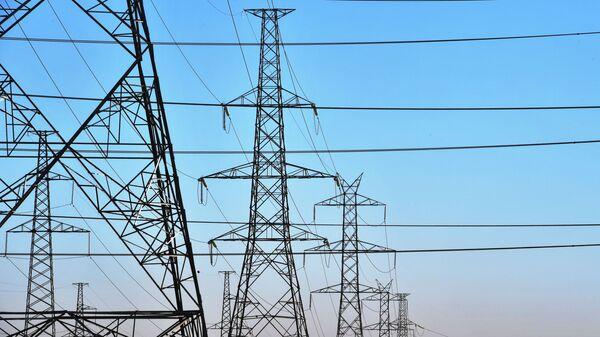 Энергетические объекты в пригороде Дамаска
