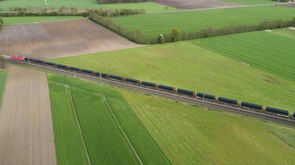 Трубы для строительства трубопровода Северный поток - 2