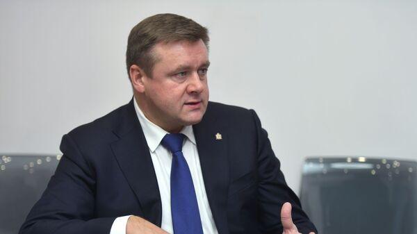 Губернатора Рязанской области Николай Любимов