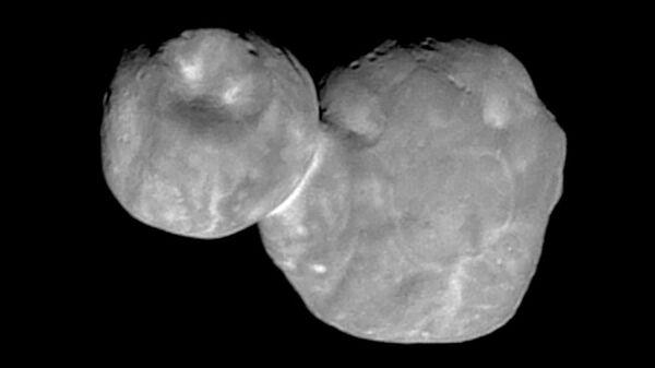 Самая детальная фотография Аррокота, полученная New Horizons