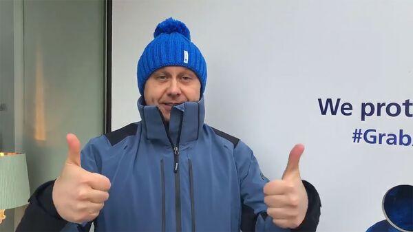 Кандидат в президенты Украины Игорь Шевченко в Давосе