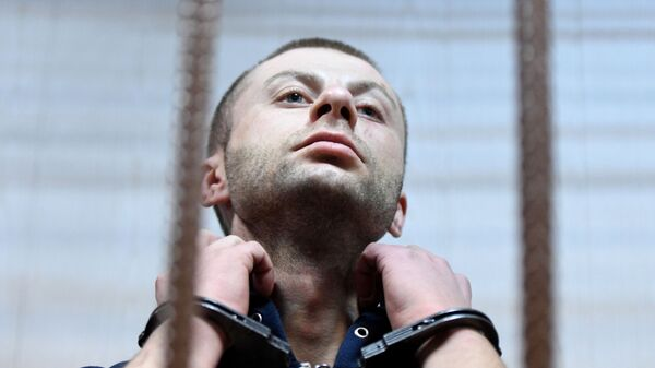 Денис Чуприков, подозреваемый в краже картины художника Архипа Куинджи из Третьяковской галереи
