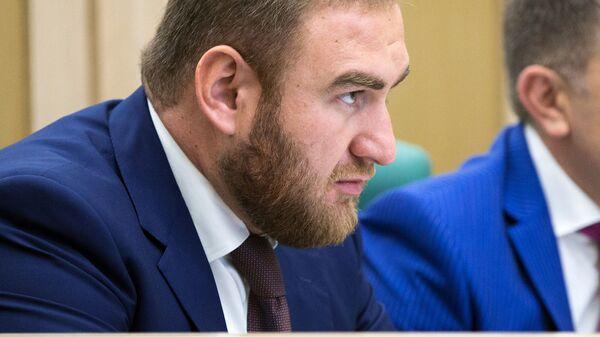 Член Совета Федерации РФ Рауф Арашуков