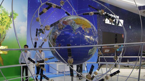Модель китайской навигационной спутниковой системы BeiDou