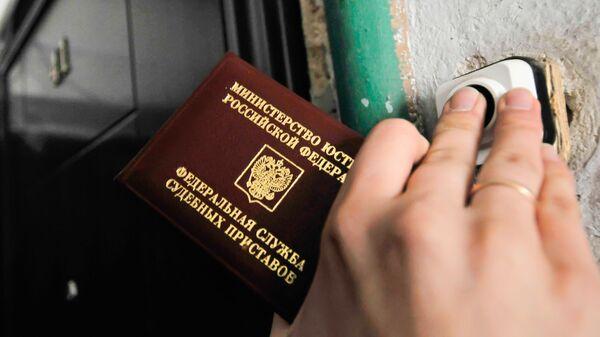 Рейд судебных приставов по проверке имущественного положения должников