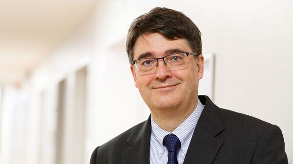 Глава Немецкого научно-исследовательского онкологического центра в Гейдельберге Михаэль Бауманн. Архивное фото