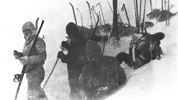 Группа Дятлова. 1 февраля 1959