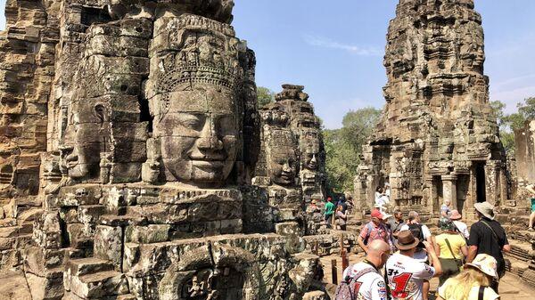 Храм, Анкор, Камбоджа