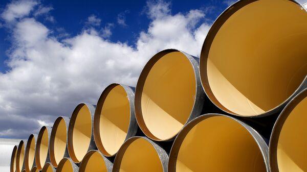 Трубы для строительства газопровода Baltic Pipe