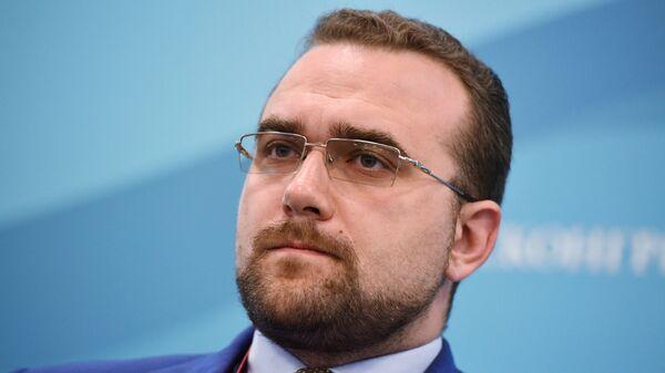 Заместитель министра РФ по развитию Дальнего Востока Александр Крутиков