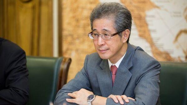 Генеральный консул Японии в Южно-Сахалинске Рюити Хирано