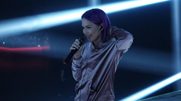 Певица Юлия Юрина