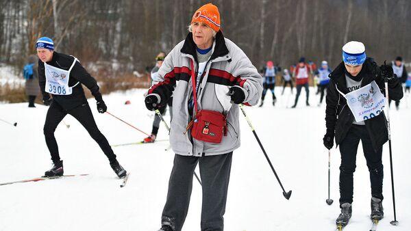 Более 200 волонтеров помогли в организации Лыжни России - 2019 в Химках