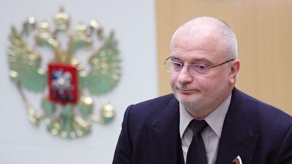 Председатель комитета Совета Федерации РФ по конституционному законодательству и государственному строительству Андрей Клишас
