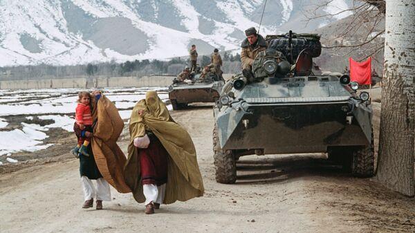 Вывод советских войск из Афганистана. Перевал Саланг