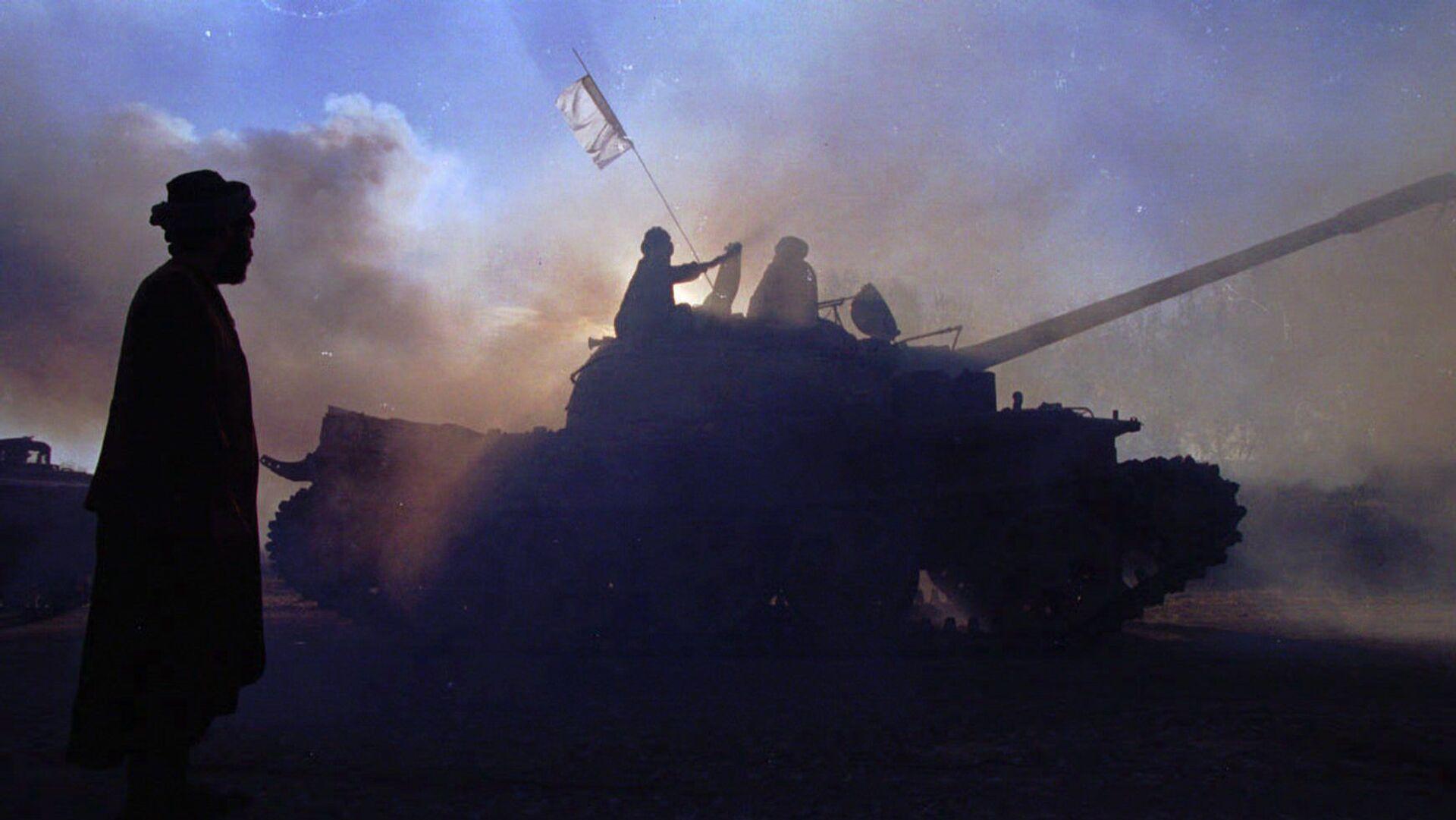 Талибы входят в Кабул. 1996 год  - РИА Новости, 1920, 31.01.2021