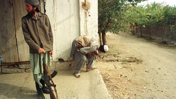 Талибы недалеко от Кабула