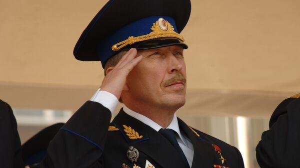 Военный контрразведчик, Герой Советского Союза Борис Соколов