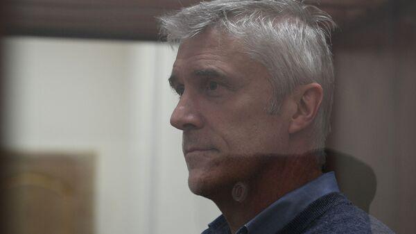 Основатель Baring Vostok Майкл Kалви в Басманном суде Москвы