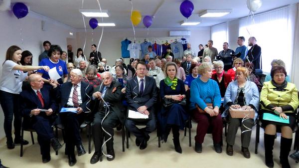 В Саранске открылся центр серебряного волонтерства