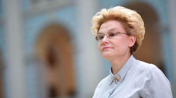Доктор медицинских наук, профессор и телеведущая Елена Малышева