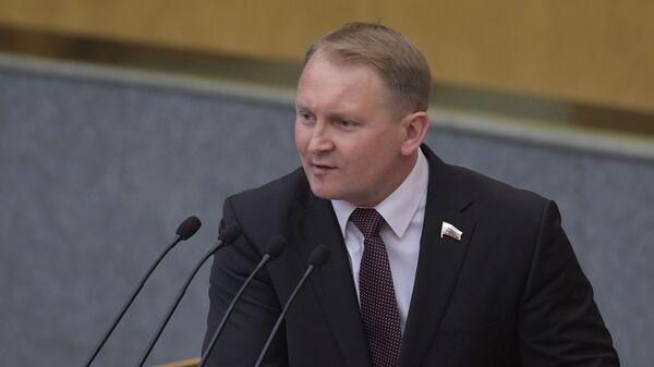 Депутат Госдумы от ЛПДР Александр Шерин