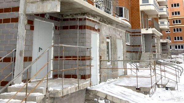 Дом компании СУ-155 в подмосковном Звенигороде