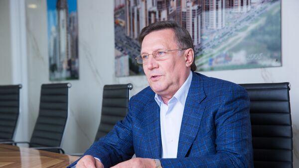 Основатель ГК Эталон Вячеслав Заренков