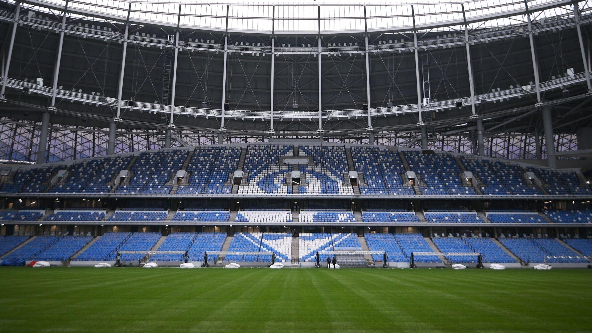 Футбольный стадион Динамо - РИА Новости, 1920, 08.01.2021