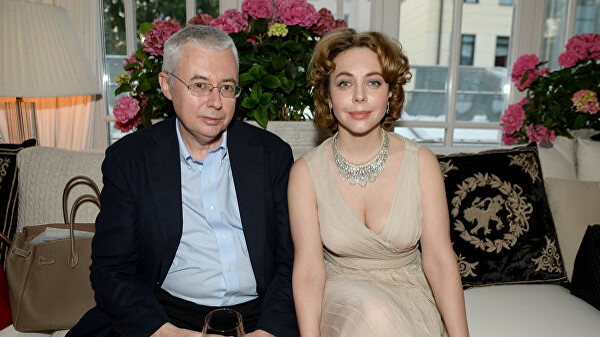 Политолог Игорь Малашенко и блогер Божена Рынска