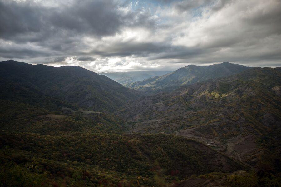 В окрестностях города Шуши самопровозглашенной Республики Нагорный Карабах