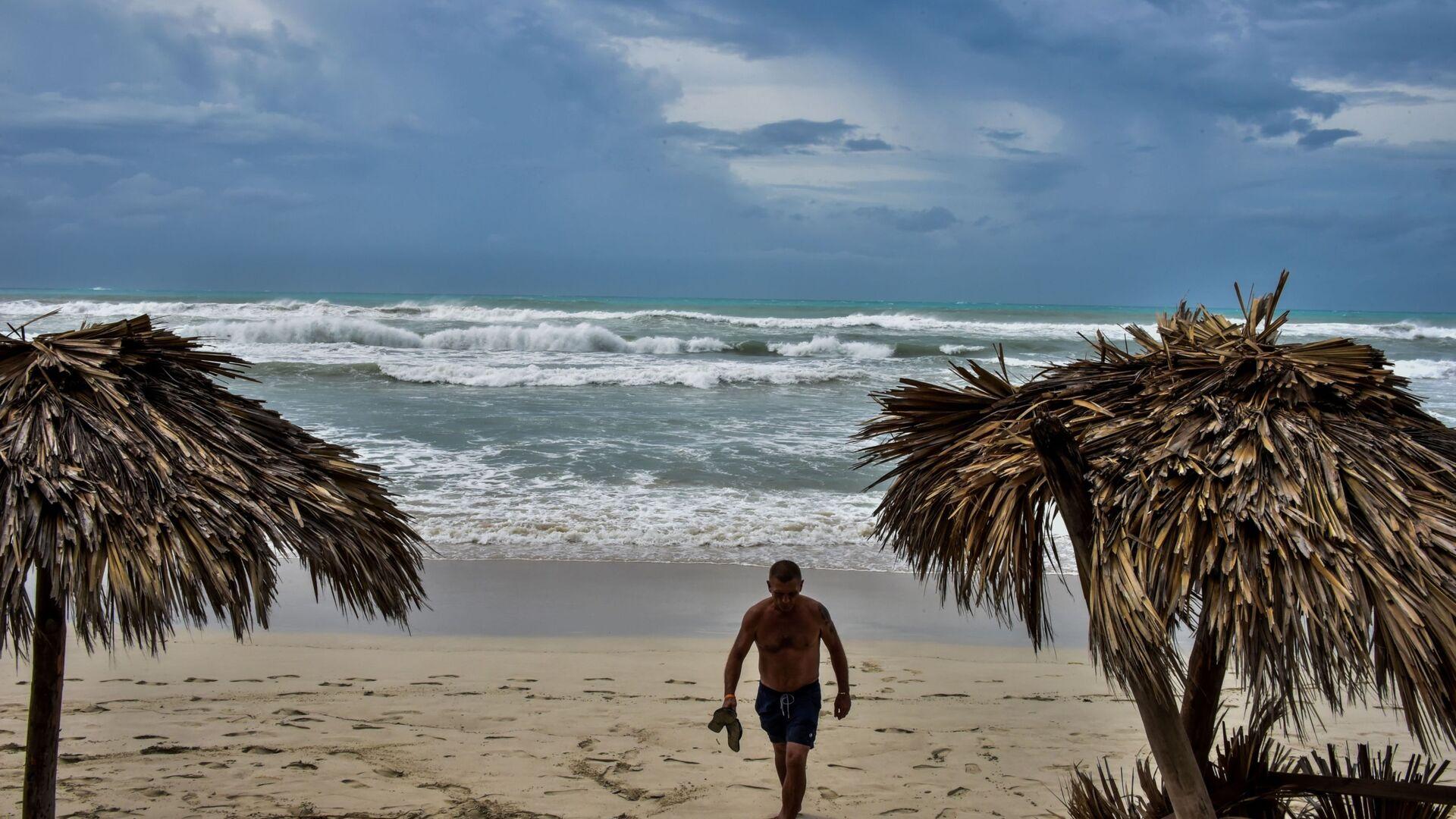 Пляж Варадеро, Куба - РИА Новости, 1920, 06.07.2021