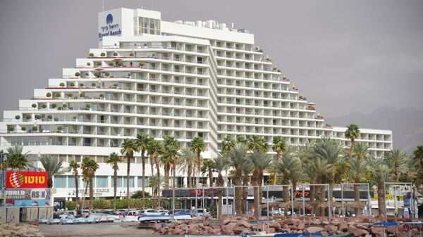 Отель Royal Beach в Эйлате