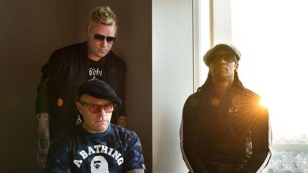Британская группа The Prodigy