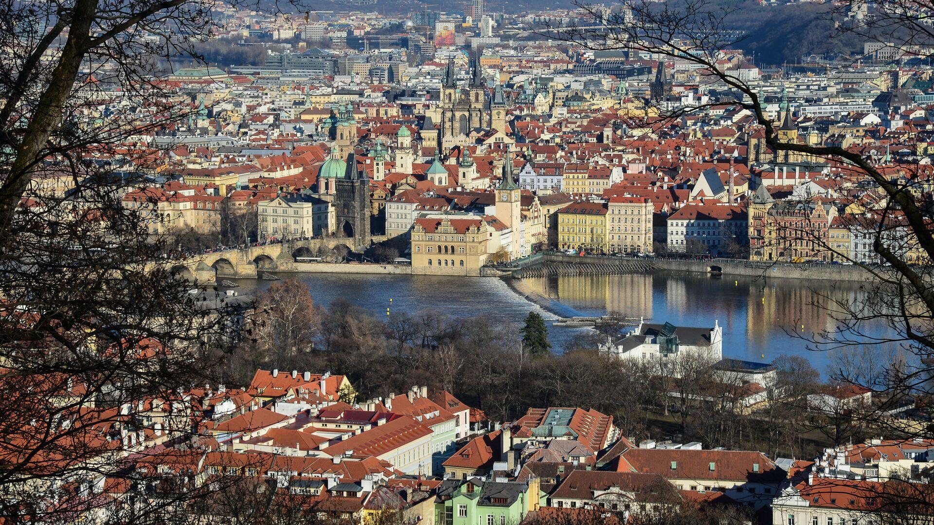 Прага - РИА Новости, 1920, 09.10.2021