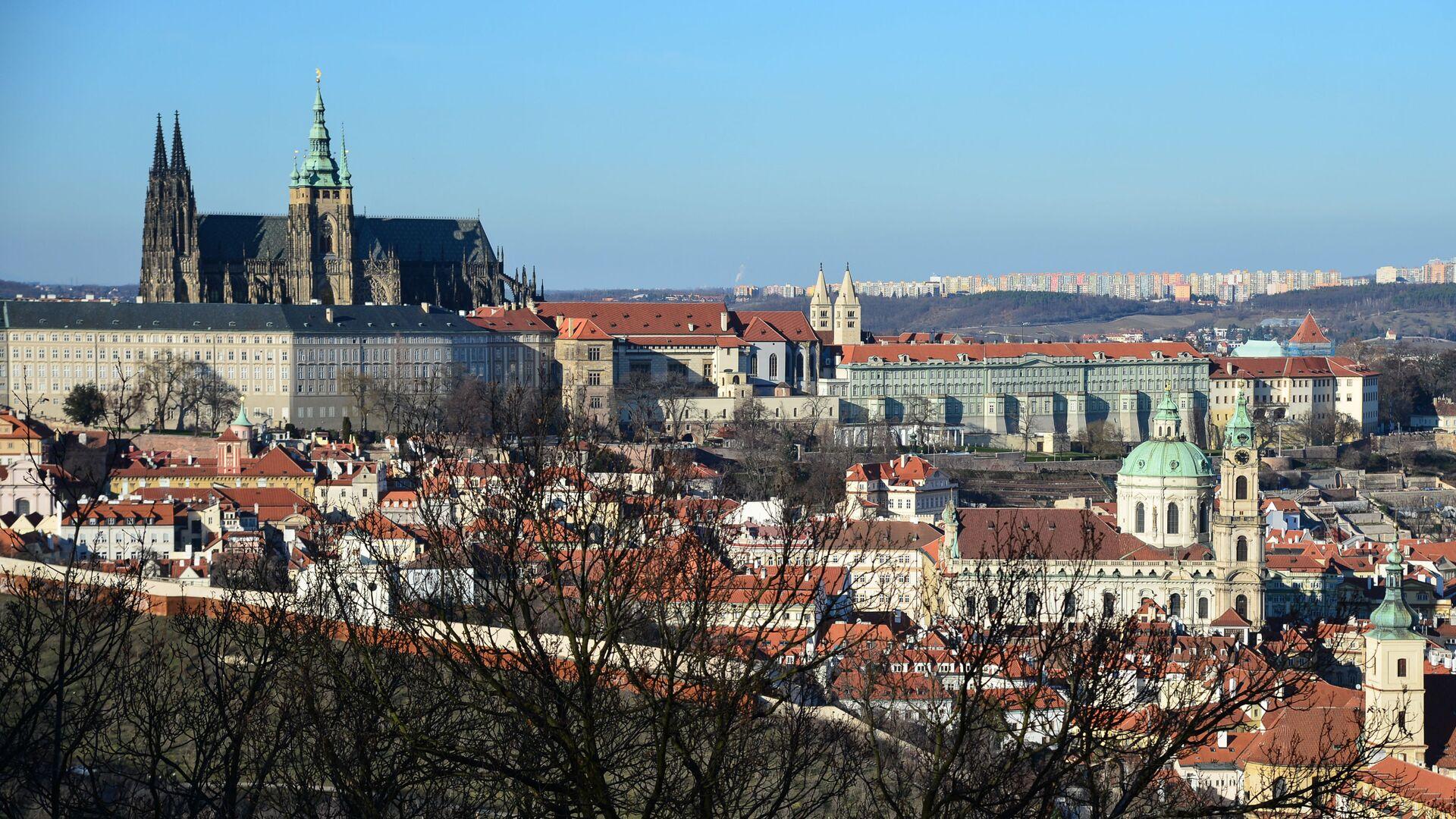 Прага - РИА Новости, 1920, 04.05.2021