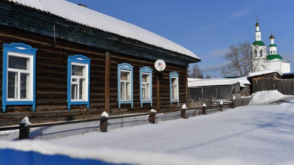 Жилой дом в Омской области в городе Тара