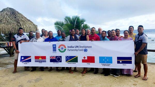 На райский остров по серьезному делу: как россиянка стала волонтером ООН