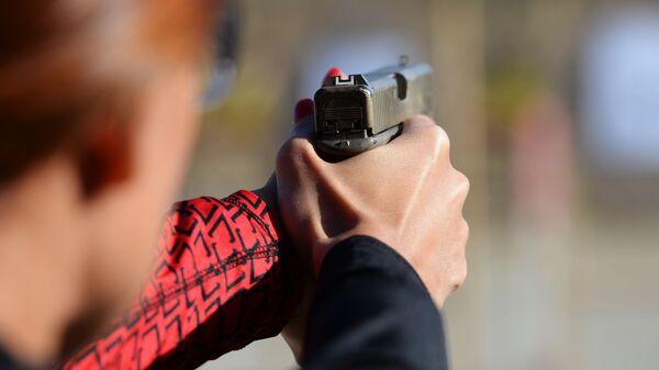 Занятие по тактической стрельбе из стрелкового оружия
