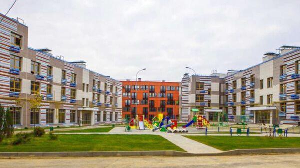 Жилой комплекс Новогорск Парк в подмосковных Химках