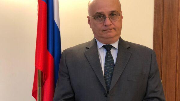 Посол России в Иордании Глеб Десятников
