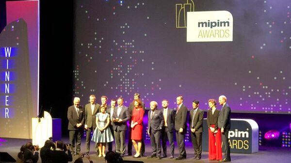Церемония награждения MIPIM Awards 2019