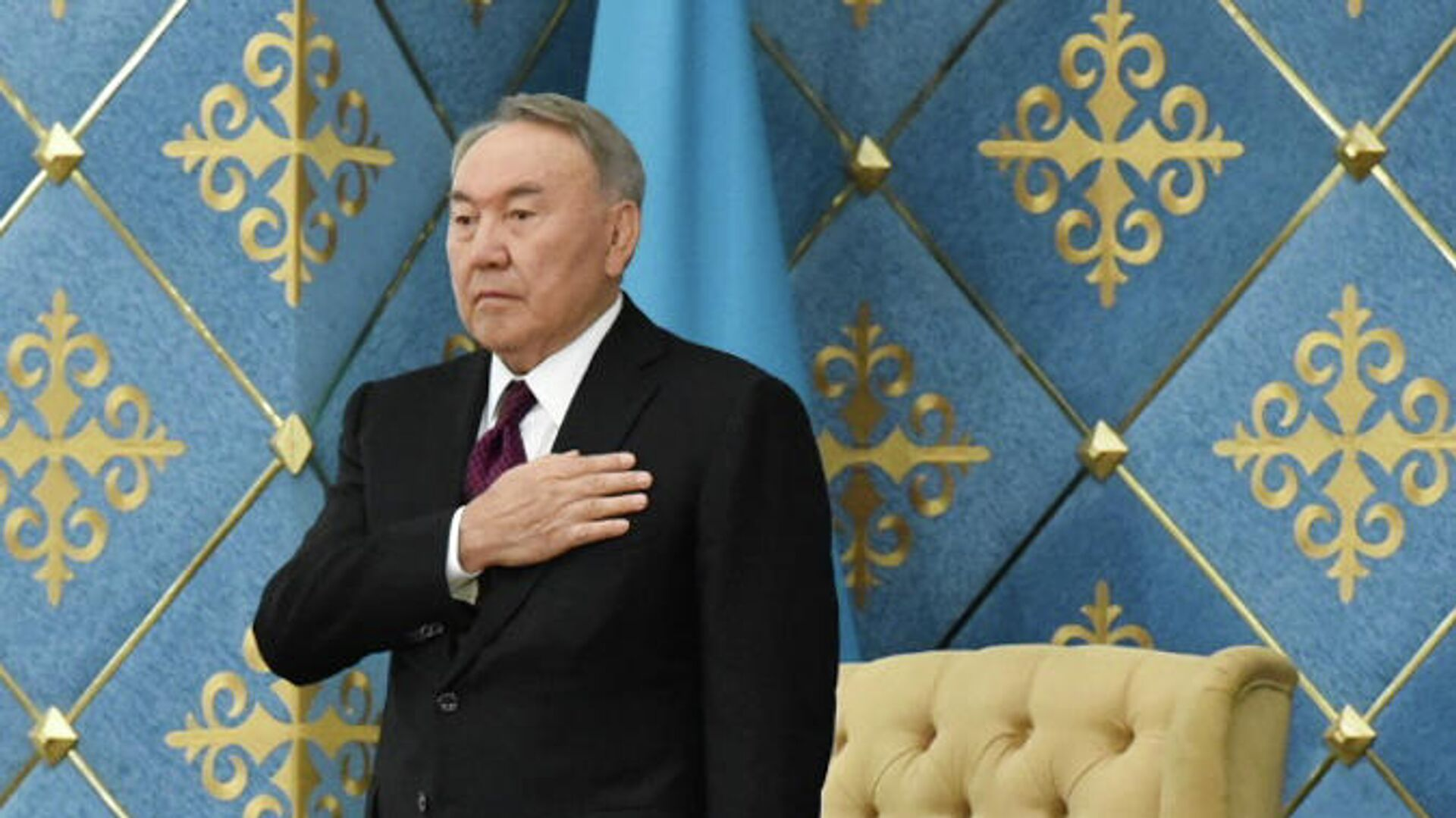 Экс-президент Казахстана Нурсултан Назарбаев - РИА Новости, 1920, 12.10.2021