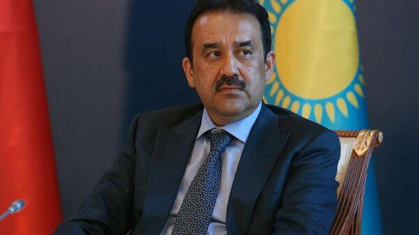 Председатель Комитета национальной безопасности Казахстана Карим Масимов. Архивное фото