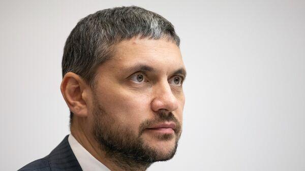 Губернатор Забайкальского края Александр Осипов