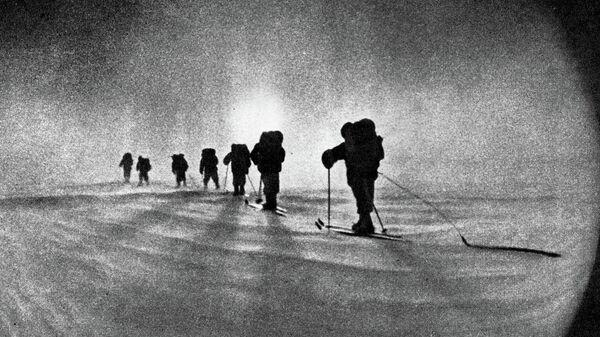 Полярная научно-спортивная экспедиция газеты Комсомольская правда, 1979 год