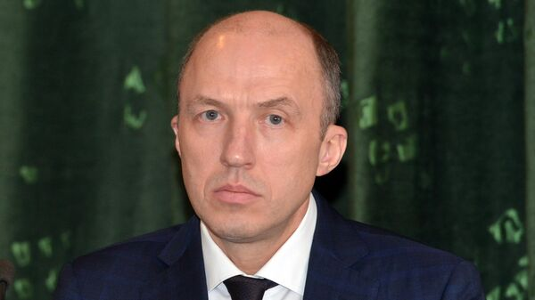 Временно исполняющий обязанности главы республики Алтай Олег Хорохордин